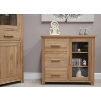 Opus Small Glazed Chest